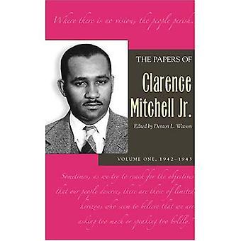 De papieren van Clarence Mitchell, Jr