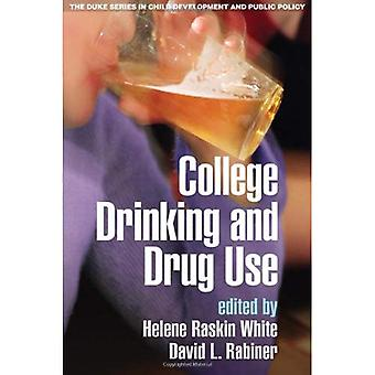 College drinken en drugsgebruik