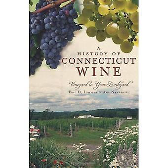 Uma história do vinho de Connecticut