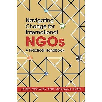 Verandering voor internationale NGO's navigeren: een praktische handleiding