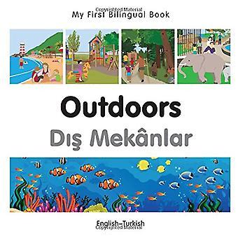 Min första tvåspråkiga bok - utomhus - Turkiska-Svenska