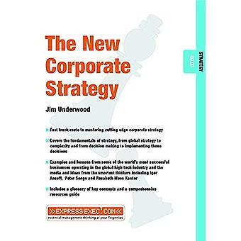 Den nya företagsstrategin