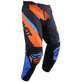Shot Blue Neon Orange 2019 Ultimate MX Pant