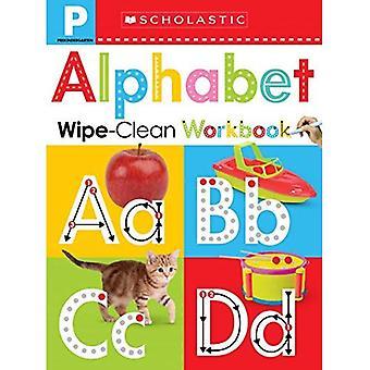 Torkas ren arbetsbok: Pre-K alfabetet (skolastiska tidiga elever) (skolastiska tidiga elever)