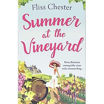 Summer at the Vineyard (The French Escapes)