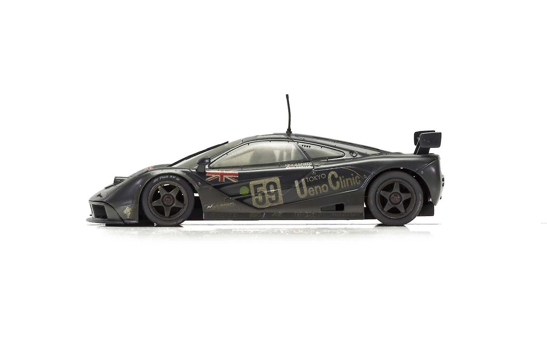 Scalextric Mclaren F1 GTR Weathered