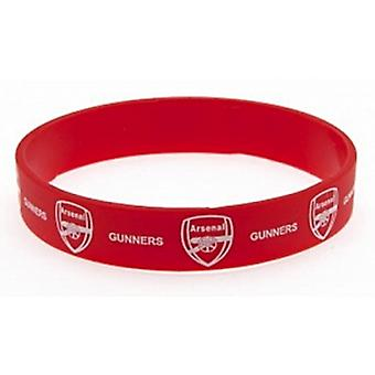 Arsenal FC silicone wristband   (bb)