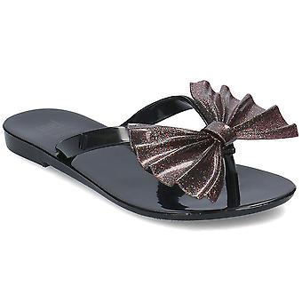 Zapatos de los cabritos de Melissa armónico arco VI 3244652552