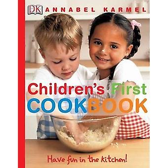 Barnens första kokbok: ha kul i köket!