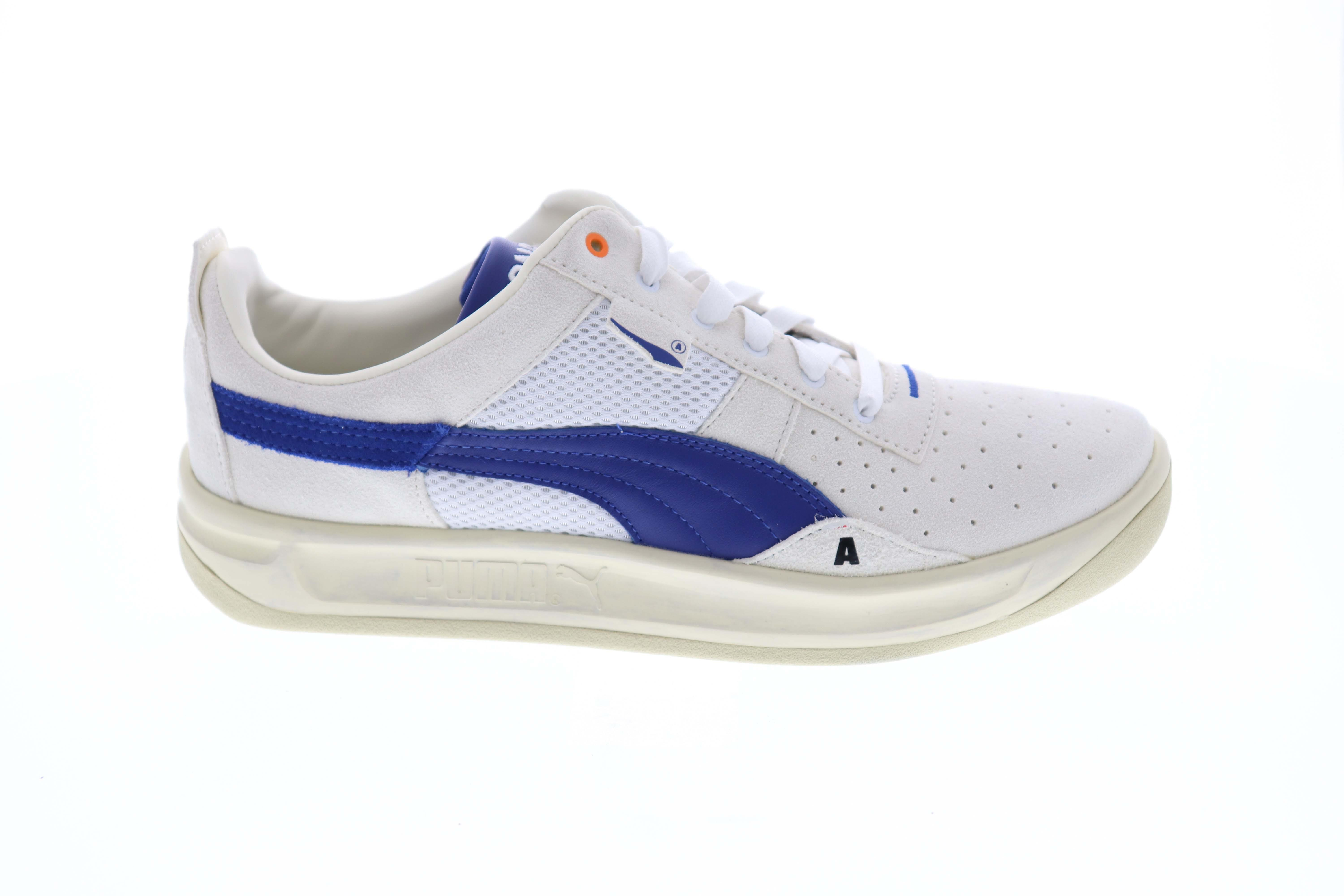 Puma California Ader Error Mens White Classic Low Top Sneakers Shoes