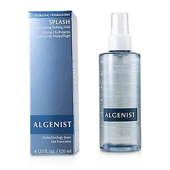 Algenist SPLASH Hydrating Setting Mist - 120ml/4oz