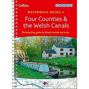 Four Counties & the Welsh Canals No. 4 (Collins Nicholson Waterwa