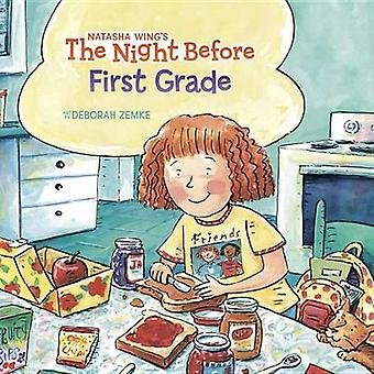 Night Before First Grade by Wing Natasha - 9780448437477 Book