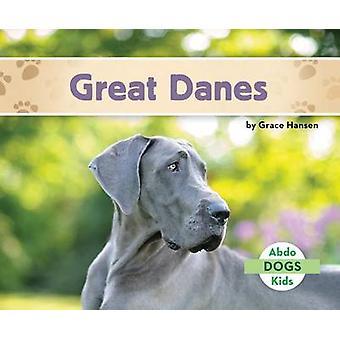 Great Danes by Grace Hansen - 9781680805178 Book