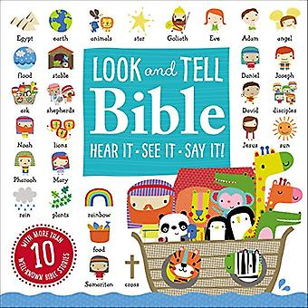 Look and Tell Bible Stories by Thomas Nelson - 9781785986246 Book