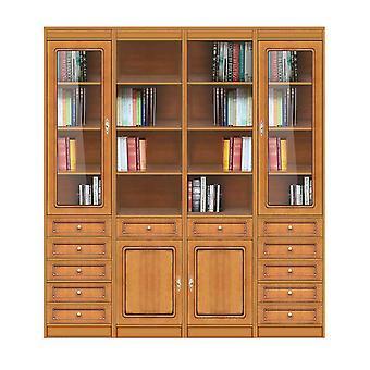 Modular Wall Bookcase