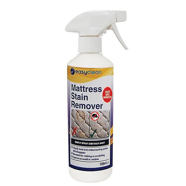 Mattress Stain Remover   Supplied 500ml Child-Resistant Bottle   Easylife Group