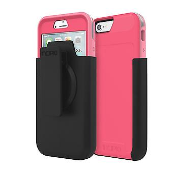 Incipio Performance Series Level 5 Holster & Case for Apple iPhone 6/6S (Coral/Gray)