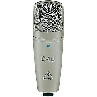 Behringer C-1U Corded incl. clip, incl. cable