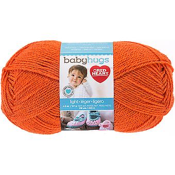 Red Heart Baby Hugs Light-Orangie E403-3255