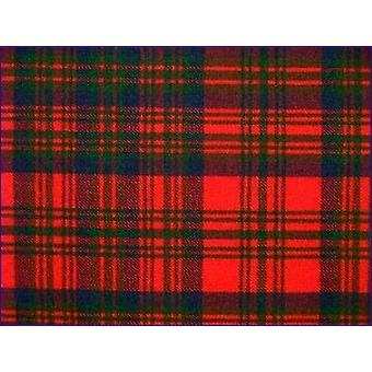 Mathieson Red, Modern - Pure Wool Tartan