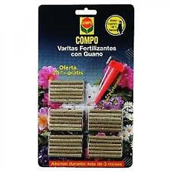 Compo With Guano Fertilizer Wand (30) (Garden , Gardening , Substratums and fertilizers)