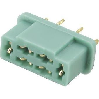 Battery receptacle MPX Gold-plated 1 pc(s) Reely