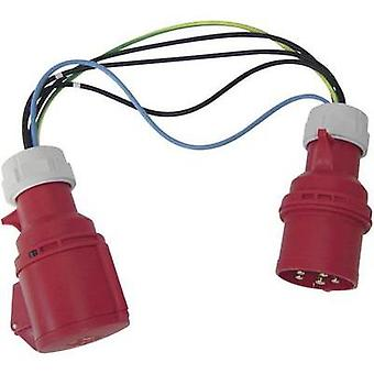 Test lead adapter Chauvin Arnoux ca6108zbh Red