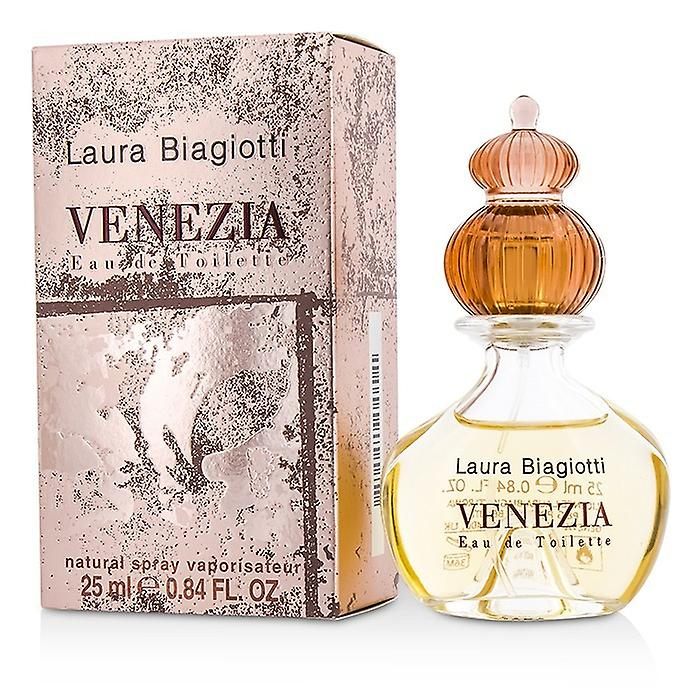 Venezia de Laura Biagiotti Eau De Toilette Spray 25ml / 0,8 oz