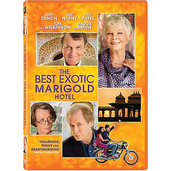 Best Exotic Marigold Hotel [DVD] USA import