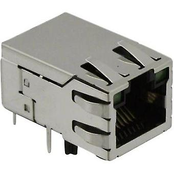 N/A Socket, horizontal mount SI-50170-F Nickel-coated, Met