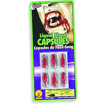 Rubie's Blood Capsules (Costumes)
