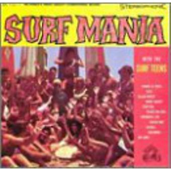 Surf Teens - Surf Mania [Vinyl] USA import