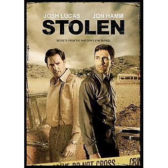 Stjålne [DVD] USA importerer