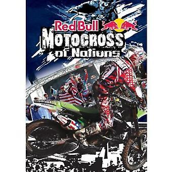 FIM Red Bull Motocross af nationer 2008 [DVD] USA importerer