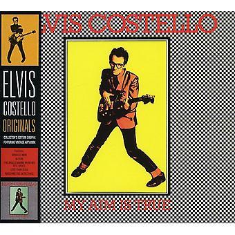 Elvis Costello - mit mål er sandt [CD] USA import