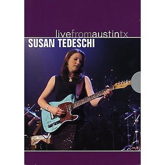 Susan Tedeschi - importazione diretta da Austin Texas [DVD] Stati Uniti d'America