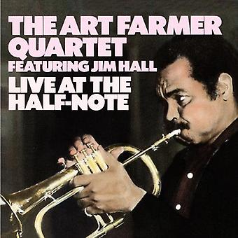 Art Farmer - Live at the Half Note [CD] USA import
