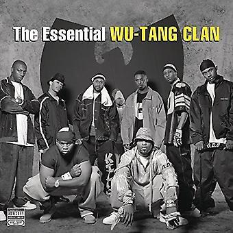 Wu-Tang Clan - väsentliga Wu-Tang Clan [Vinyl] USA import