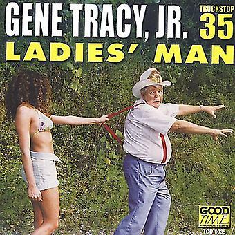 Gene de Tracy Jr. - importación de USA de hombre de las señoras [CD]