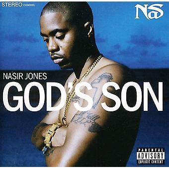Nas - God's Son [CD] USA import