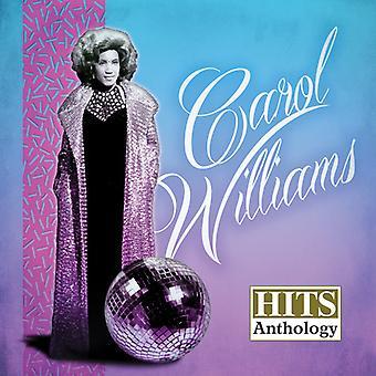 Carol Williams - Hits Anthology [CD] USA import