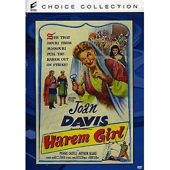 Harem Girl [DVD] USA import