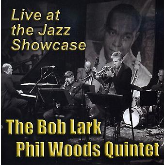 Lærke/Woods kvintet - Live at Jazz Showcase [CD] USA importen