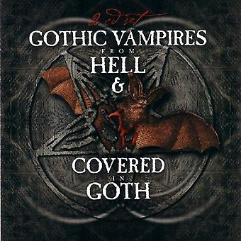 Couverts dans l'enfer de Goth - couverts en importation USA Goth Hell [CD]