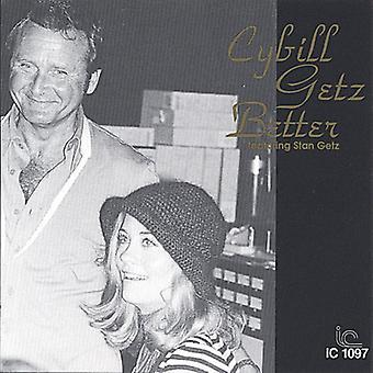 Cybill Shepherd - Cybill Getz bedre [CD] USA import