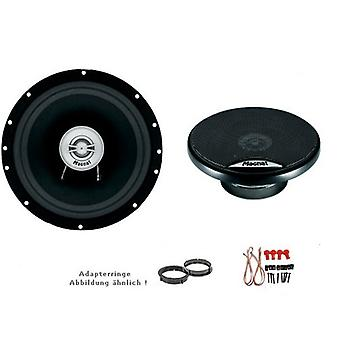 Mercedes a-class W176, speaker front, Mac audio edition