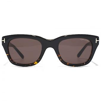 Tom Ford Sonnenbrillen Snowdon In Black Havana