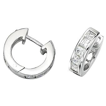 925 Silver Original Zirconia Earring