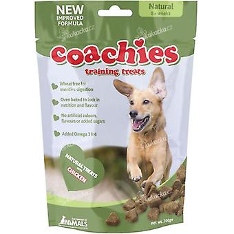 The Company Of Animals Coachies Naturals (Dogs , Treats , Chewy and Softer Treats)
